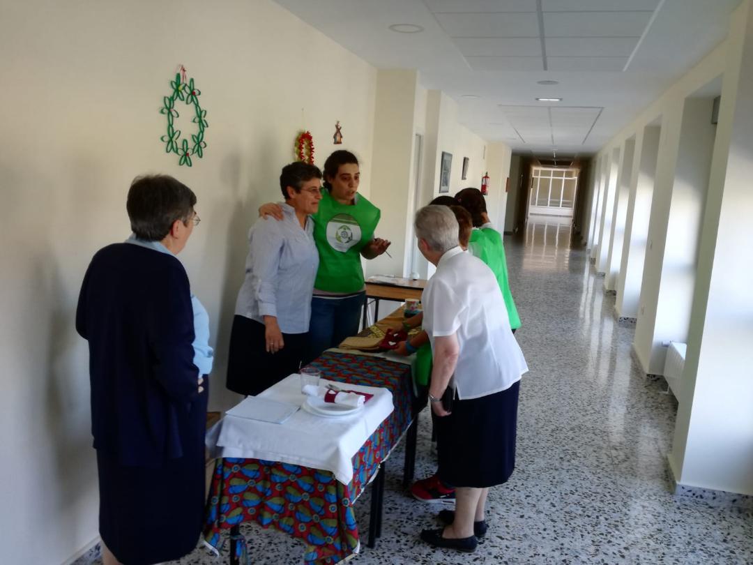Mini-rastrillo de los niños de Mojados (Valladolid)