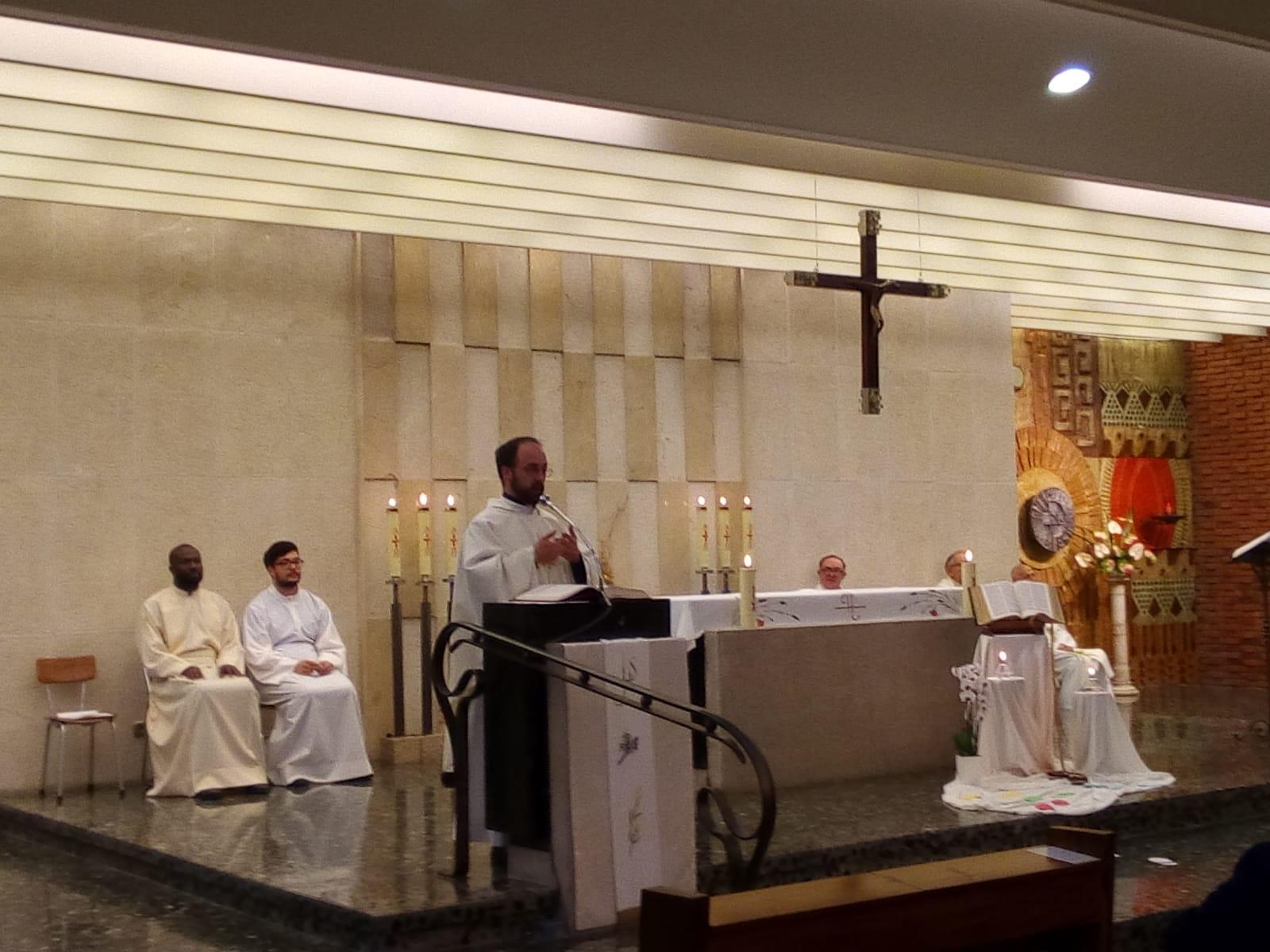 Encuentro de Oración Vocacional en Villaobispo de las Regueras