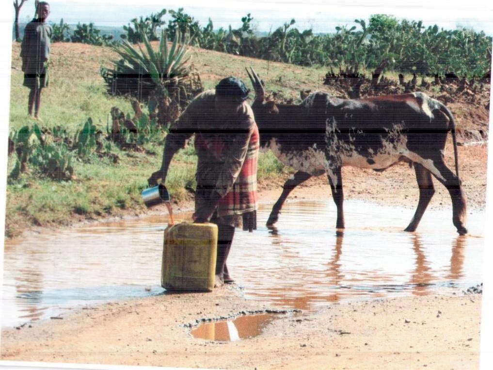 Construcción de dos aljibes para estudiantes de secundaria en Ambovombe