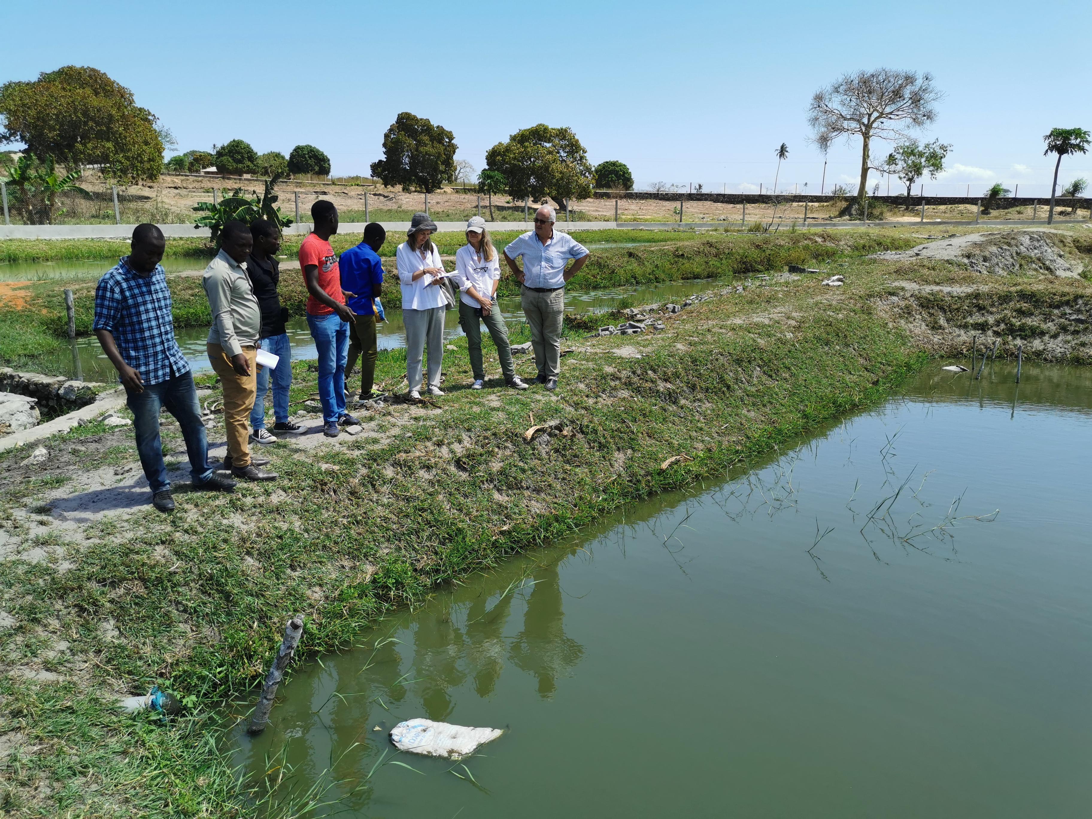 Equipamiento para la Implementación del curso de F. P. en náutica, pesca, acuicultura y buceo en el Instituto Politécnico de Nacuxa.