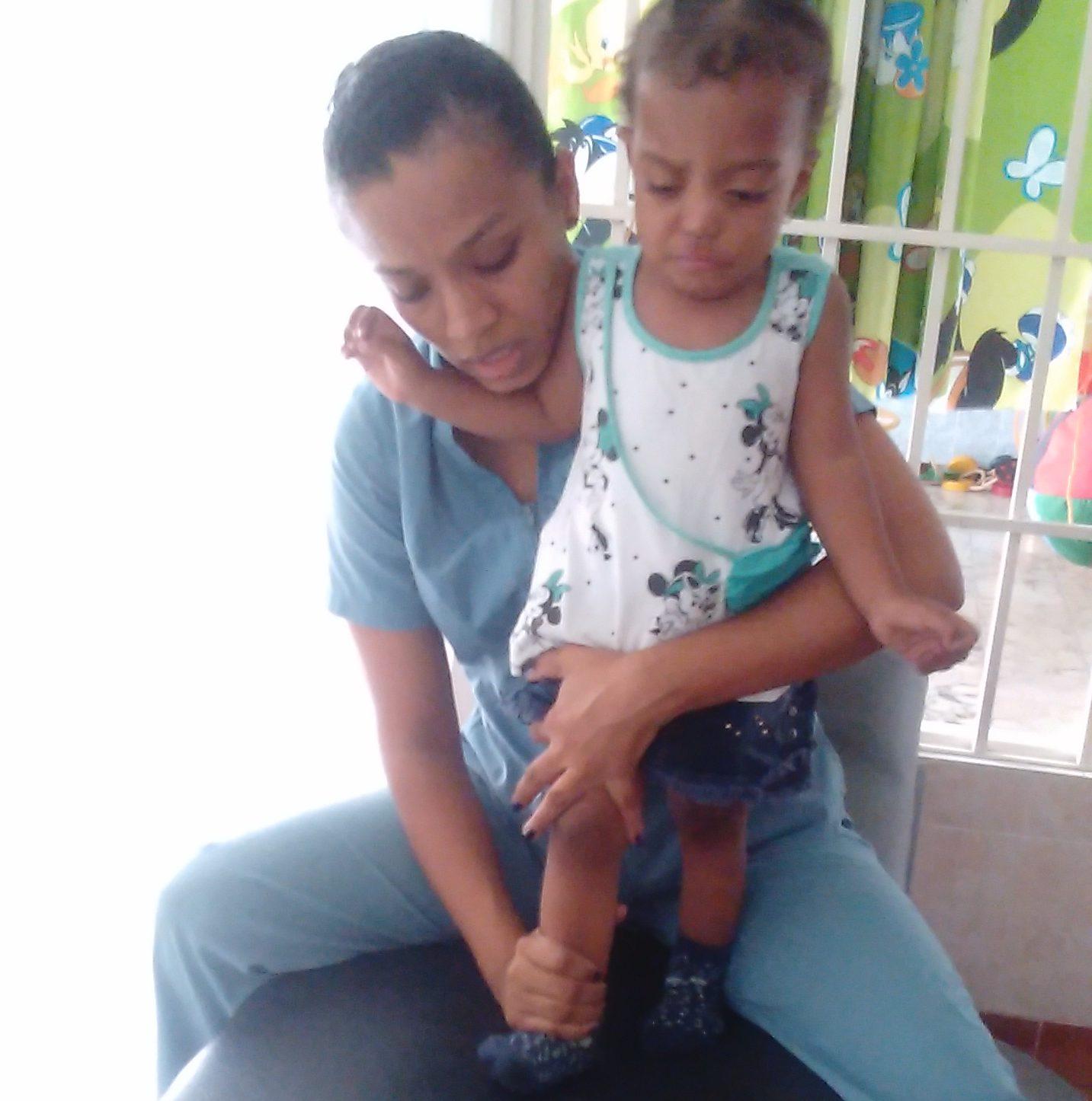 Dotación de  Sala de Fisioterapia en la Fundación Santa Luisa de Marillac