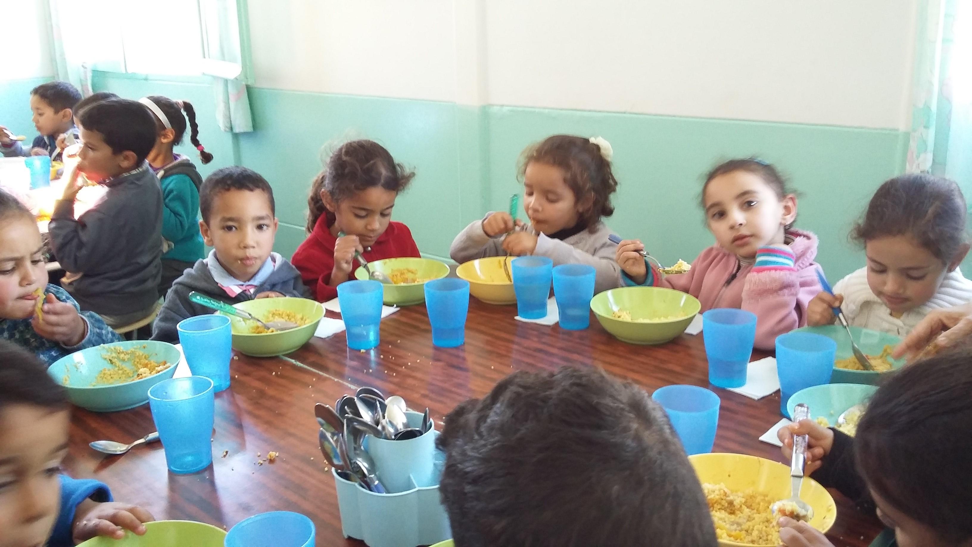 Apoyo a las necesidades básicas: Seguridad alimentaria y Salud a 150 menores