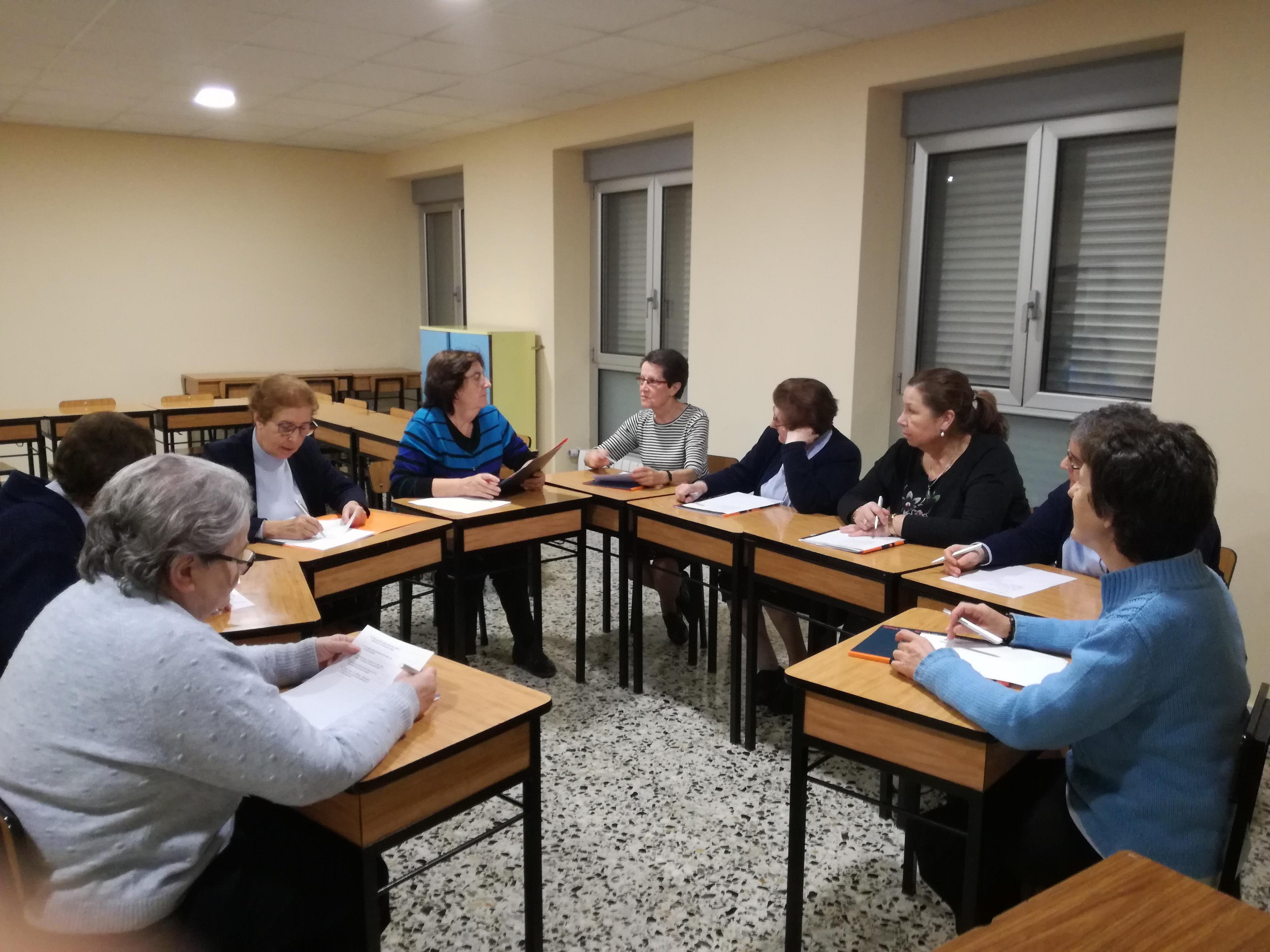 Crónica de la Jornada Misionera León 29,30 noviembre y 1 de diciembre