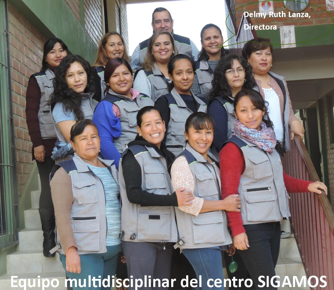 El centro Sigamos de Bolivia agradece los apoyos recibidos