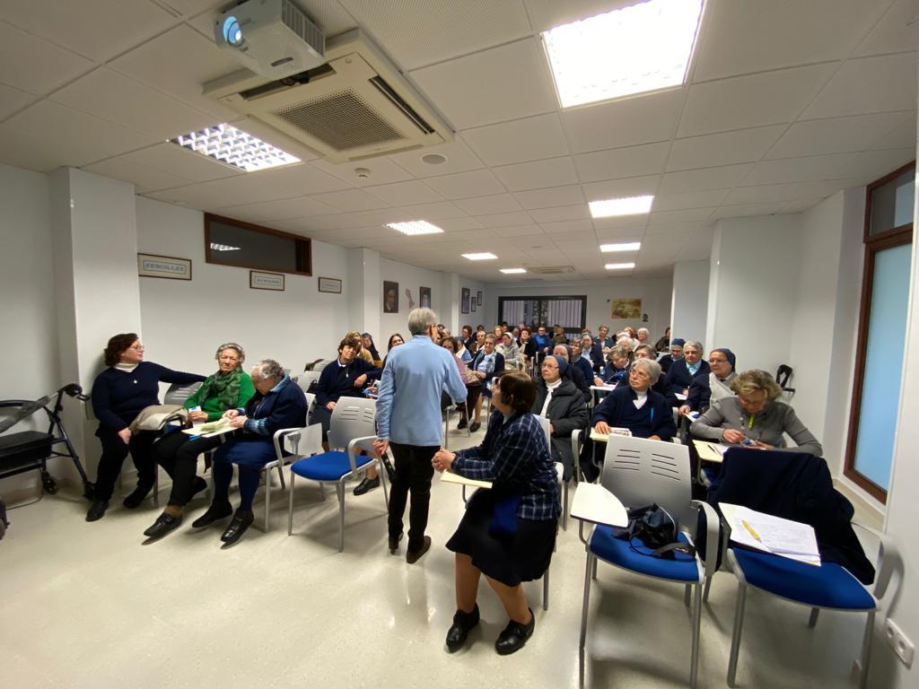 Jornada de Animación y Formación Misionera en la Región de Sevilla