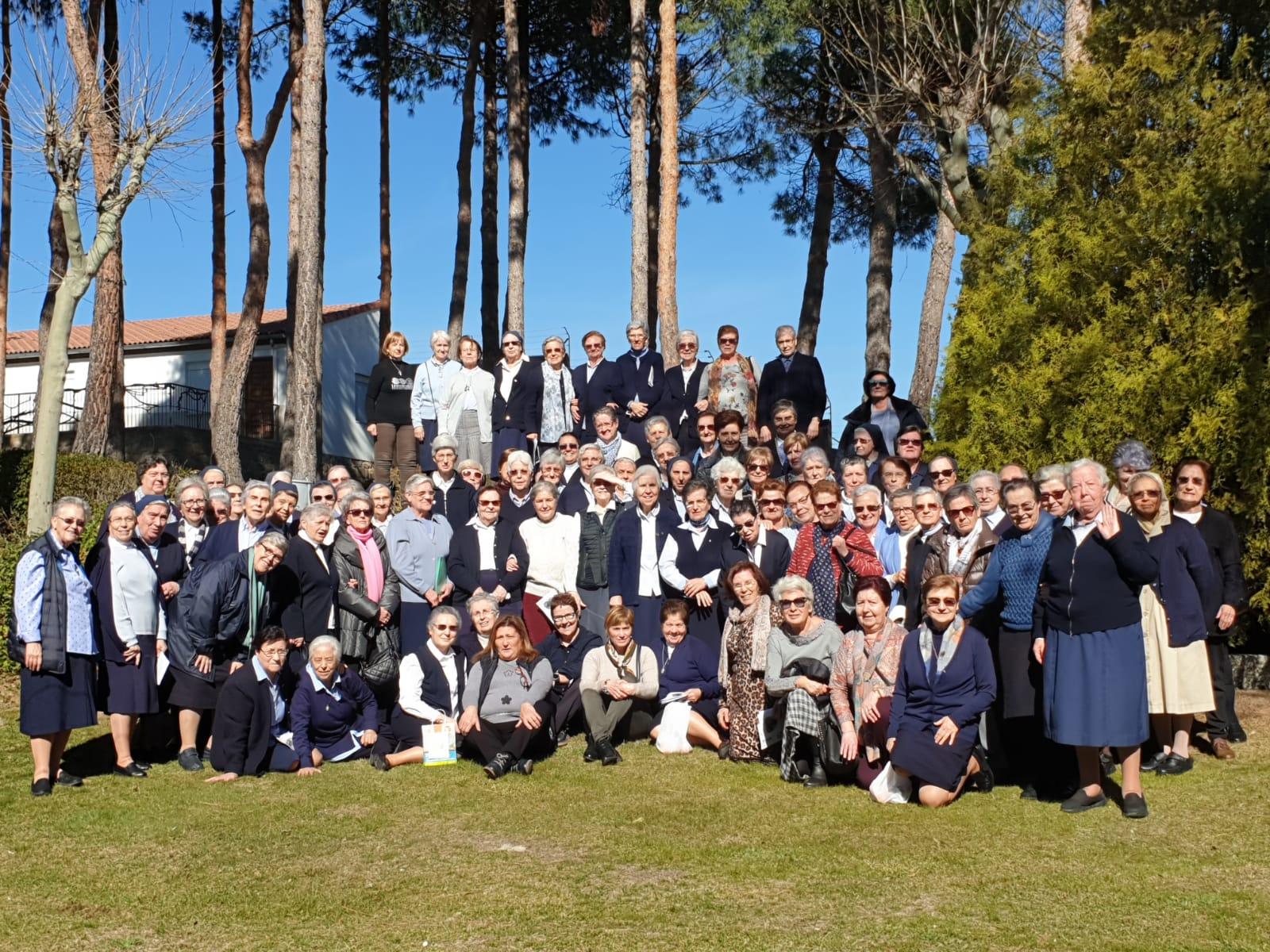 Jornadas Misioneras Interprovinciales en Ávila
