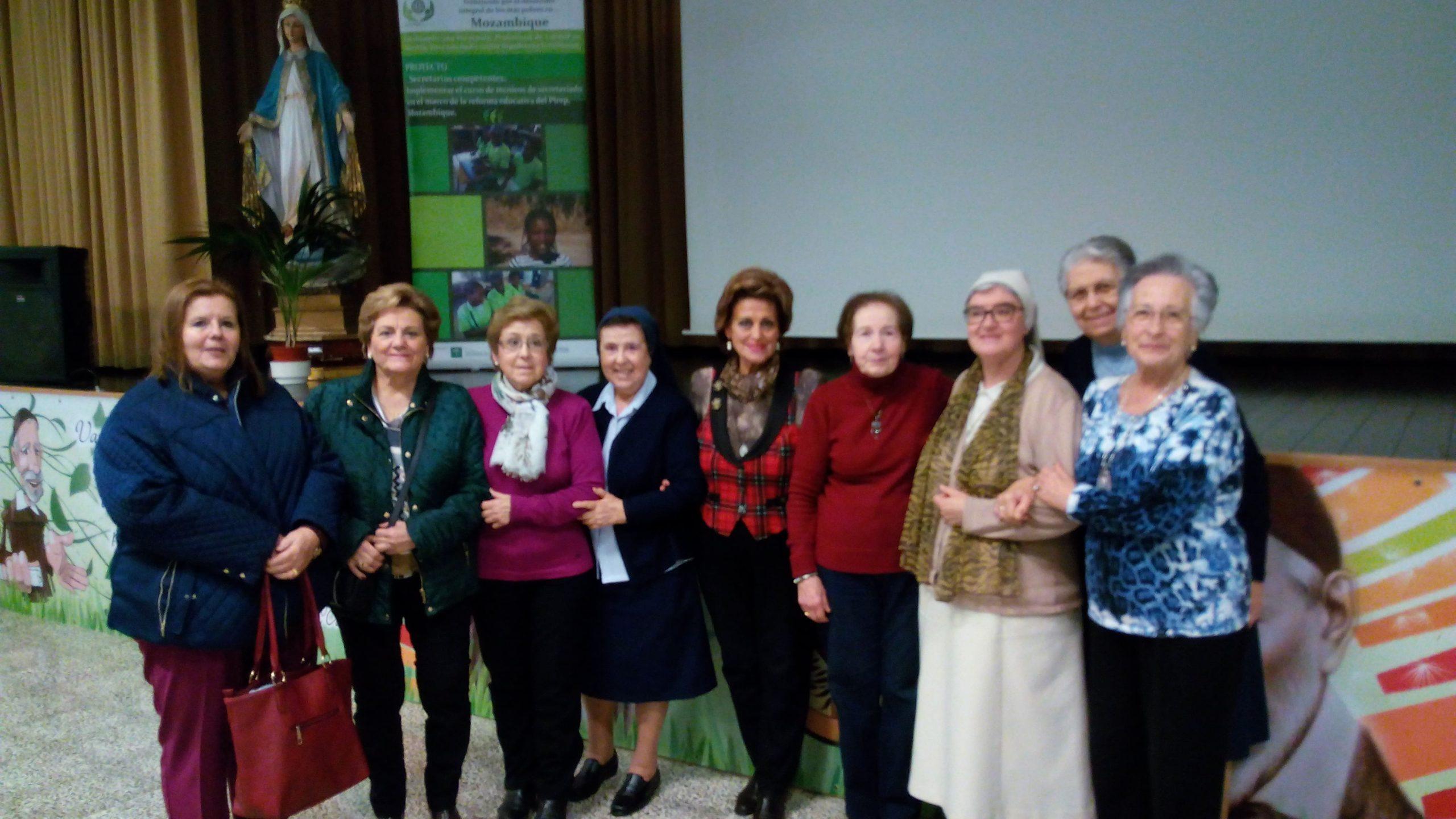 Jornada de formación misionera en Granada