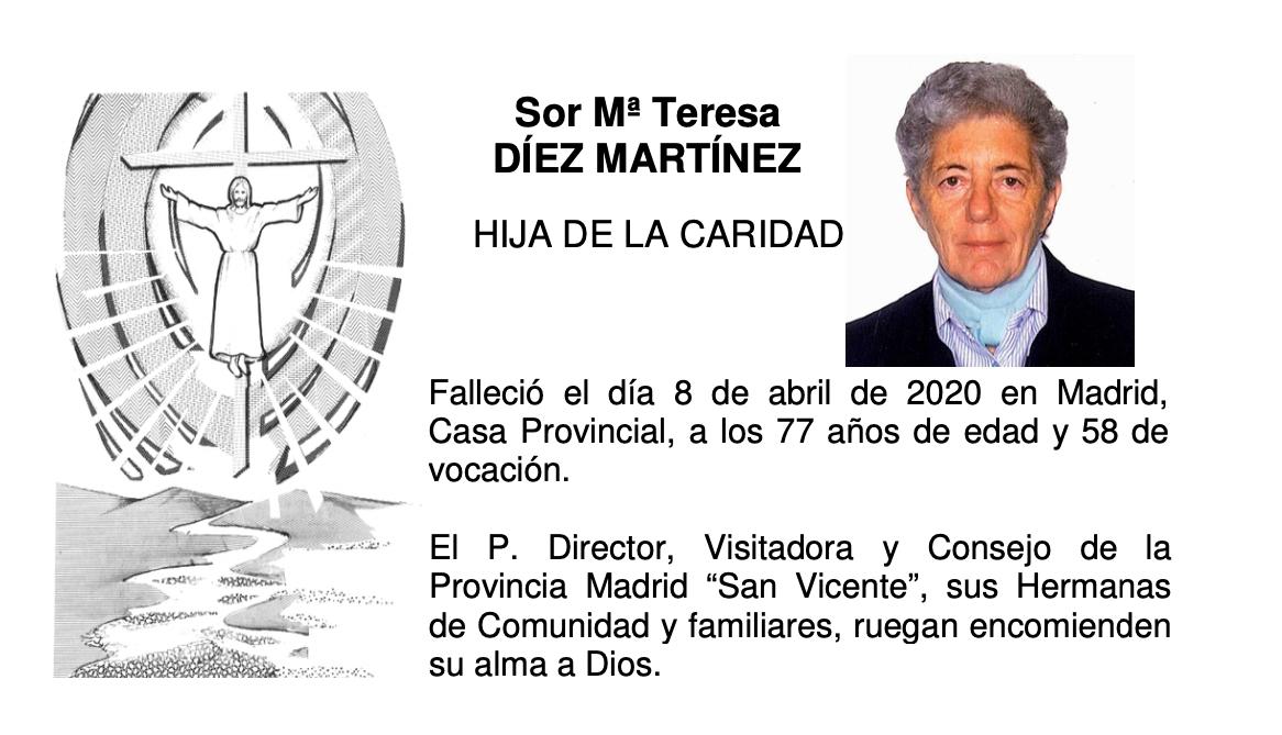 DEP Sor Mª Teresa Díez