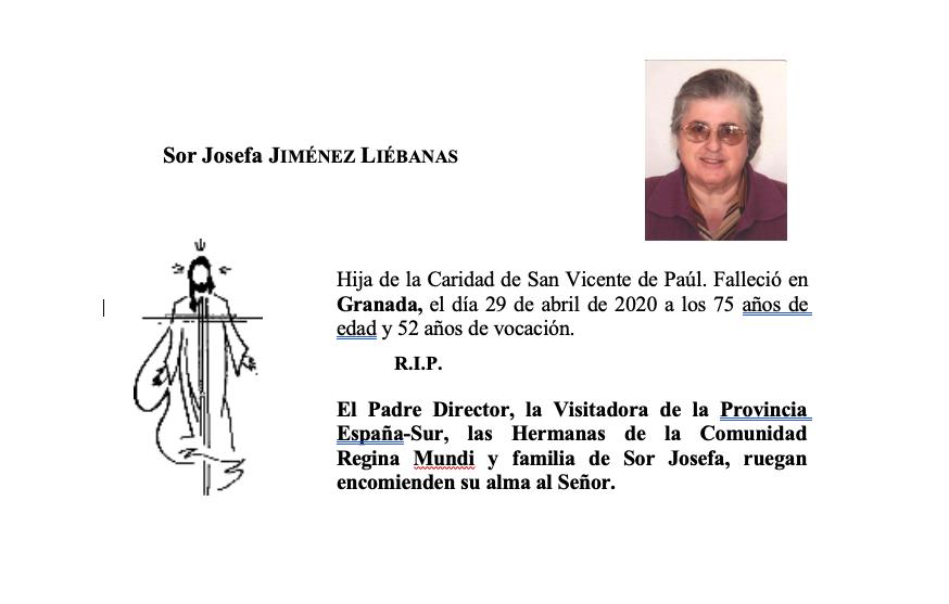 DEP Sor Josefa Jiménez Liébanas
