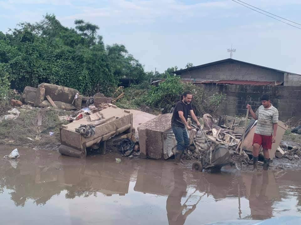 SOS Huracán IOTA