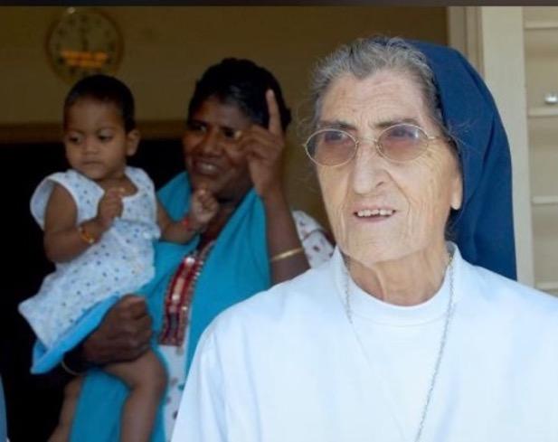 Testimonio sobre Sor Antolina Martínez de Marañón en paz descanse