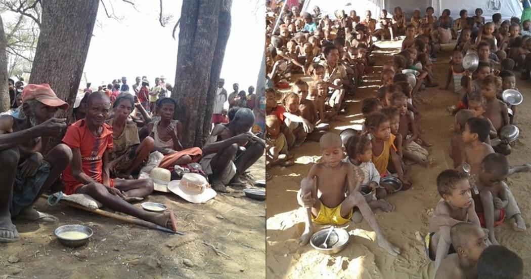 Emergencia por la Hambruna en el Sur de Madagascar