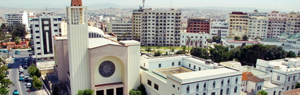 La Iglesia que está en Marruecos