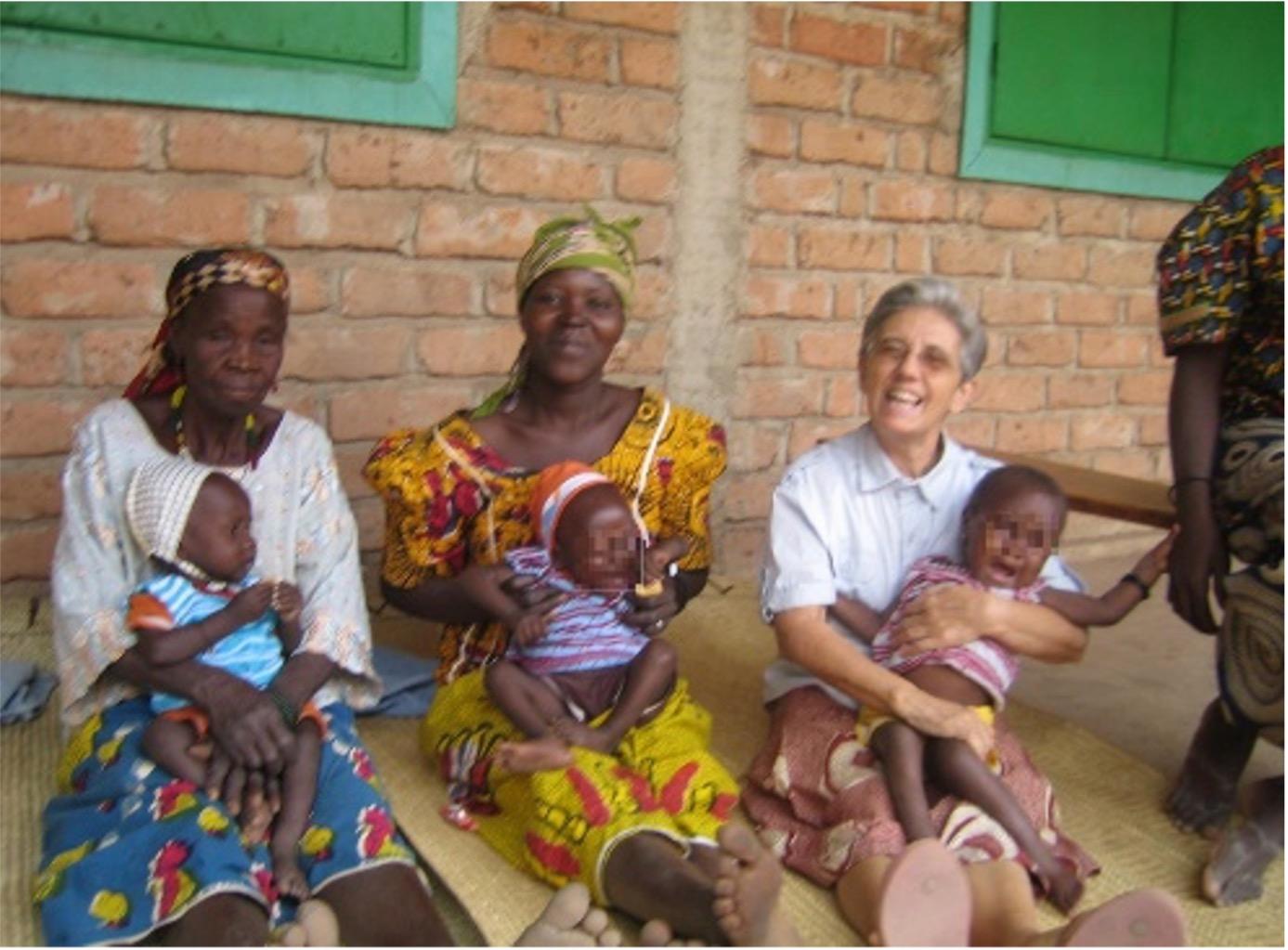 Apoyo a la nutrición básica de menores en Bebalem