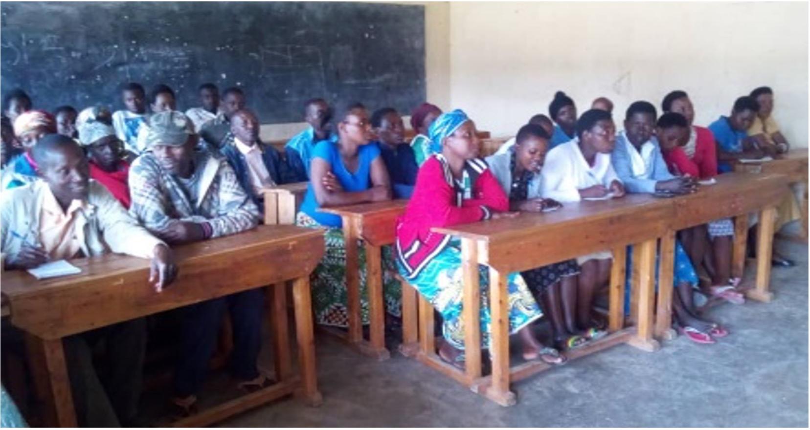 Vehículo para facilitar la movilidad en la reinserción de menores en situación de calle en la ciudad de Kinshasa